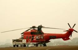 Hari ini Helikopter Water Bombing 3 Kali Terbang di Jambi, Ini Kawasannya