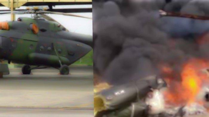 Berikut Nama Anggota TNI yang Tewas dan Luka-luka Dalam Kecelakaan Helikopter TNI di Kendal