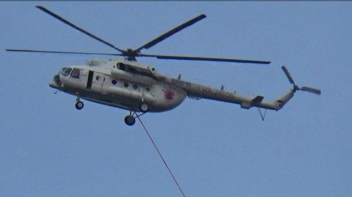 BREAKING NEWS 2 Helikopter dan 60 Petugas Dikirim Padamkan Api di Desa Muntialo