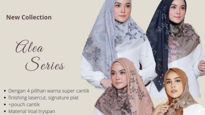 Cobain Produk Hijab Lokal Asal Jambi, Anindyascraf Banyak Digemari Karena Kualitas