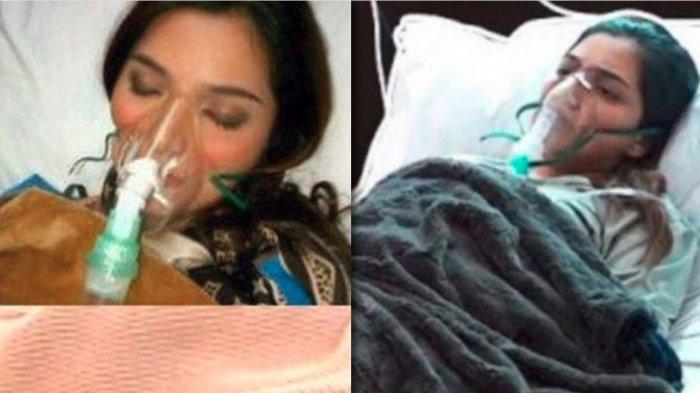 Penyakit Covid-19 Belum Sembuh, Ashanty Mendadak Menangis Rindu Almarhum Ibu hingga Lakukan Ini!