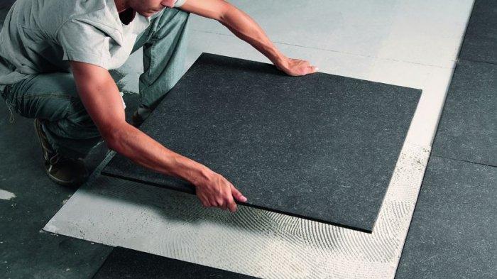 Homogeneous Tile yang Diklaim Lebih Kuat dari Keramik, Simak Kelebihannya