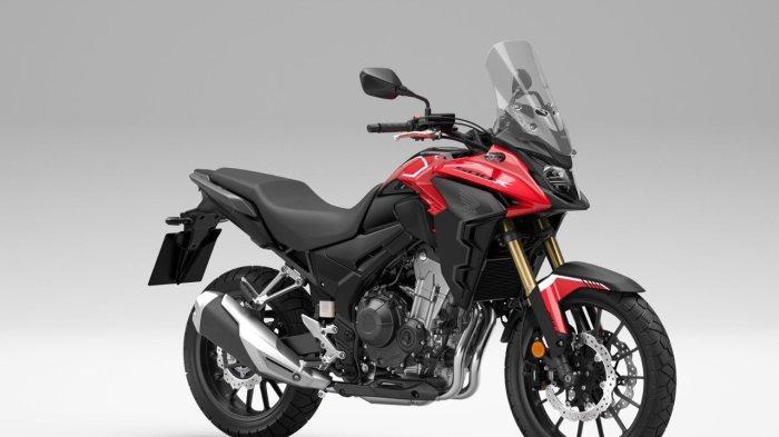 Info Honda Jambi, Big Bike Populer Bergaya Adventure Honda CB500X Tampil Semakin Agresif