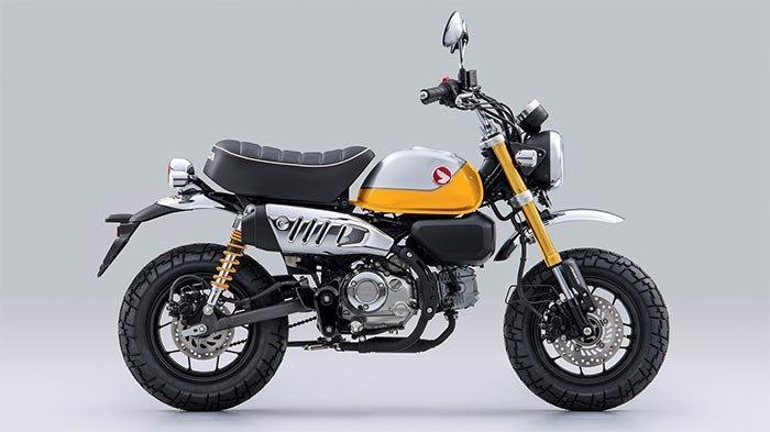 Motor Unik dan Ikonik Honda Monkey Tampil Semakin Bergaya, Harga Mendekati Rp 80 Juta