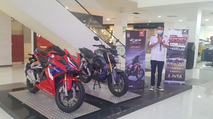 Sinsen Kembali Gelar Honda Sport Motoshow 2021