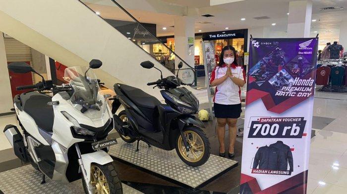 Info Honda Jambi Bertabur Promo Menarik, Yuk Kunjungi Event Honda Premium Matic Day