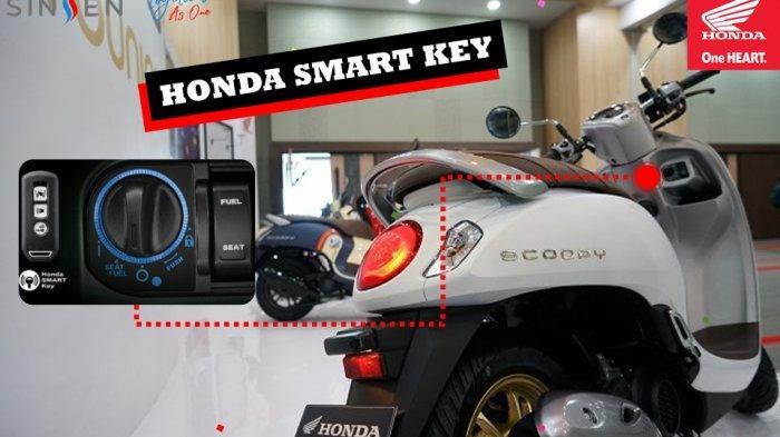 Ini Dia Tips Mudah Gunakan Honda Smart Key