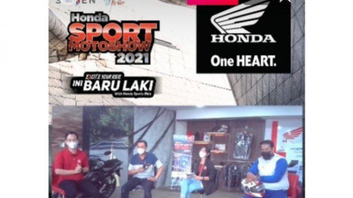 Sinsen Gelar Honda Sport Motoshow 2021 Secara Virtual