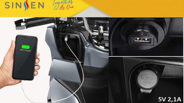 Lebih Praktis, Ini Kecanggihan dan Tips Penggunaan Technology USB Charger di Sepeda Motor Honda