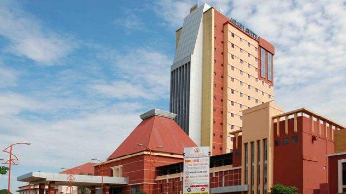 Hotel Abadi di Kota Jambi Tawarkan Fasilitas Apik dari Swimming Pool hingga Padamaran Coffee Shop