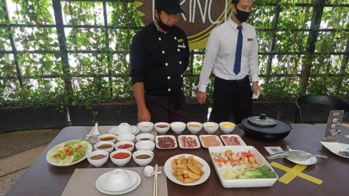 Manjakan Pencinta BBQ dan Shabu, Promo Grill and Shabu di BW Luxury Jambi