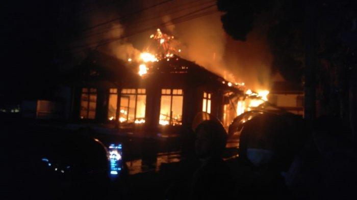 DAFTAR 29 Kelurahan Padat Penduduk di Kota Jambi Rawan Terjadinya Peristiwa Kebakaran