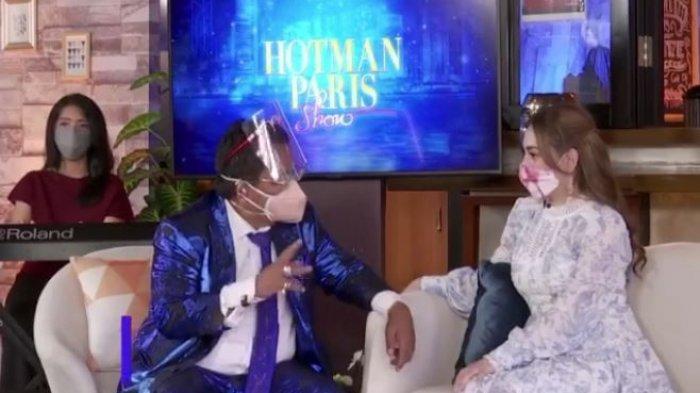 Rekaman Goyangan Celine Evangelista Bersama Hotman Paris Usai Bahas Stefan William: Kebuka Begitu