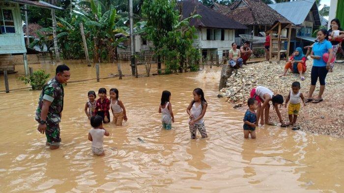 Pemkab Sarolangun Minta Bantuan Pusat,Sungai Batang Limun dan Batang Asai Terus Mendangkal