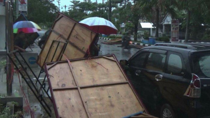 Info Prakiraan Cuaca Hari Ini, BMKG Peringatkan Cuaca Ekstrem di Jambi, Lampung, Jabodetabek