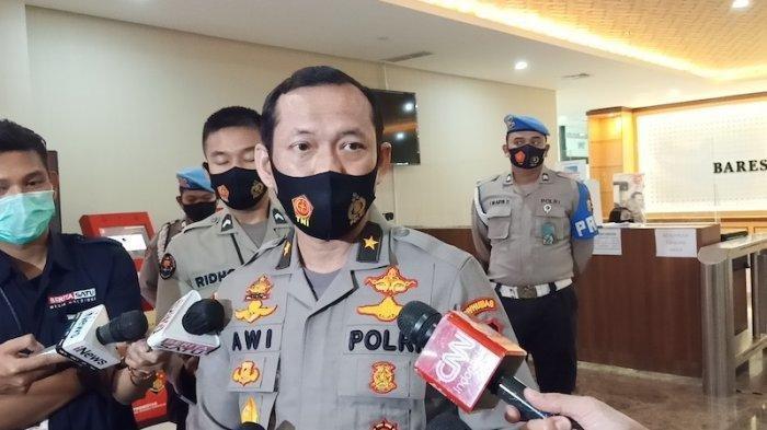 Karopenmas Divisi Humas Polri Brigjen Awi Setiyono