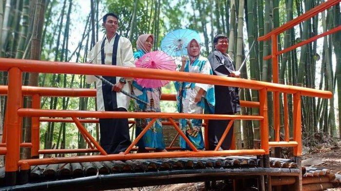 WIKIJAMBI: Menyambangi Wisata Alam Hutan Bambu Buluh Perindu