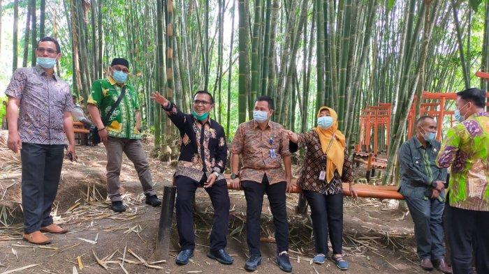 Keindahan Hutan Bambu Buluh Perindu dapat Pujian Dari Kementerian