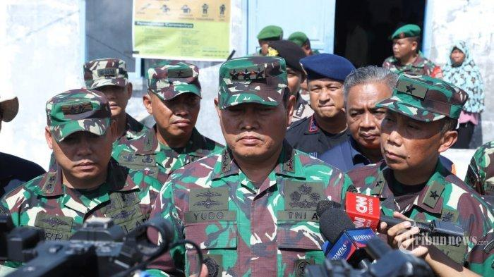 Laksamana Yuda Margono Diprediksi Jadi Panglima TNI, Padahal Baru 3 Hari Jadi KSAL, Saingan KSAD?