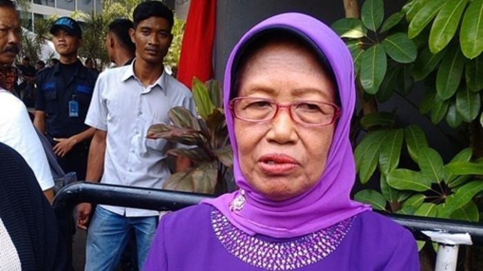 Pesan Tak Biasa Almarhum Sudjiatmi Saat Jokowi Maju Jadi Presiden: Le, Nek Kerja Sing Ikhlas!