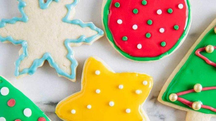 Icing Cookies yang Banjir Pesanan, Idola Konsumen untuk Hampres Natal