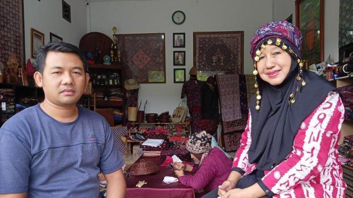 UMKM Jambi Batik Rindani, Karyakan Disabilitas Dalam Memproduksi Batik