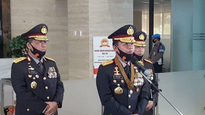 MENCUAT Nama Calon Kapolri Baru, 1 dari 2 Nama Komjen Senior dan Junior Bakal Dipilih Jokowi