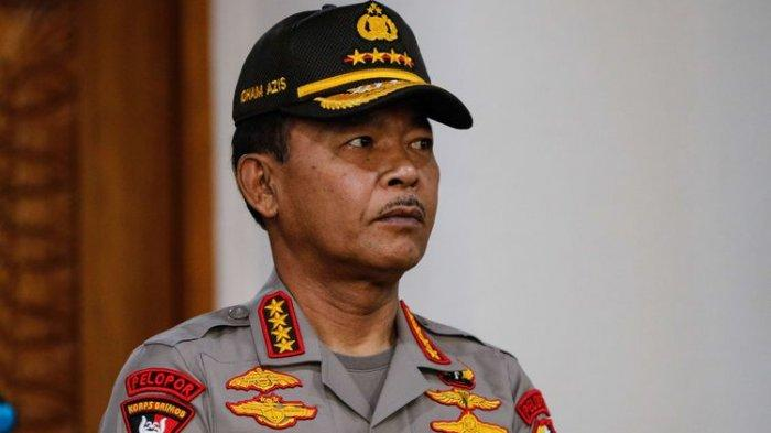 Kapolri, Jenderal Polisi Idham Azis