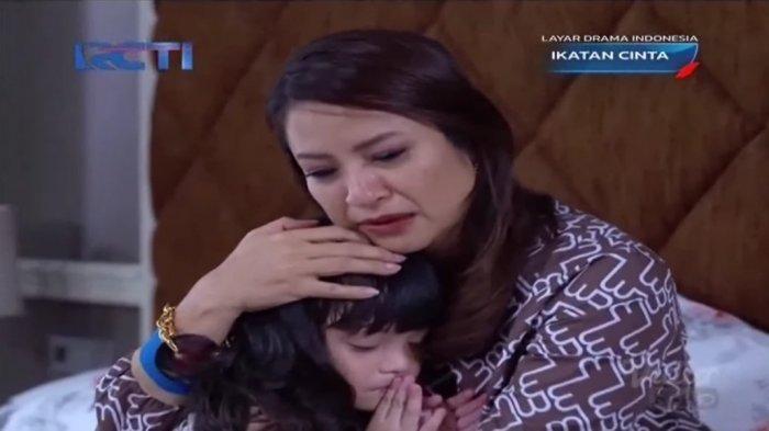 Ikatan Cinta 13 Juni 2021: Kekuatan Hati Mama Rosa Melihat Reyna Bersama Nino