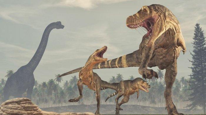 Ada Karnivora Lebih Besar dari T-Rex di Australia, Begini Penjelasan Ilmuwan