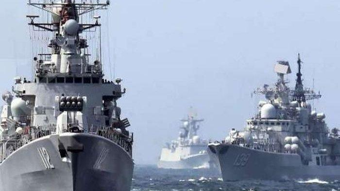 Ingin Pecundangi China dan Bantu Taiwan, AS dan Sekutunya Disebut Bisa Ganggu Keamanan Taipe