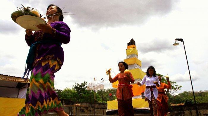 Ucapan Hari Raya Galungan 14 April 2021 dalam Bahasa Bali dan Terjemahannya