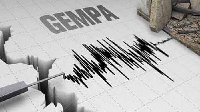 Gempa Hari Ini, Gempa 5,1 M Guncang Pacitan Terasa hingga Wonogiri dan Yogyakarta