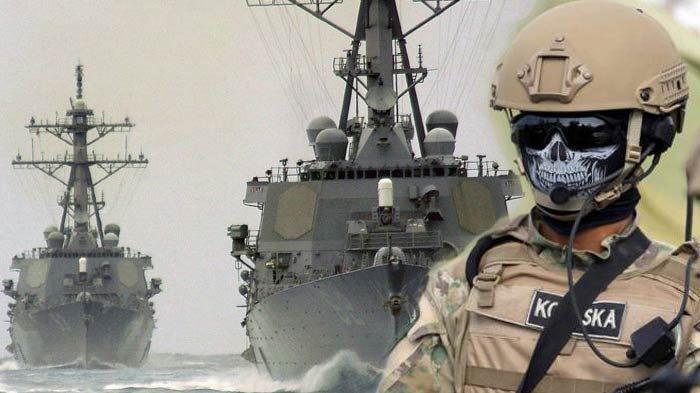CUMA Seorang Kopaska Tak Bersenjata Bisa Buat Kapal Perang Malaysia Ketakutan, Aksi Heroik Ismail