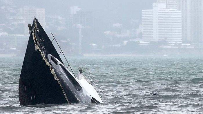 BREAKING NEWS 17 Orang Hilang, Kapal Barokah Jaya dan Habco Pioneer Tabrakan di Laut Indramayu