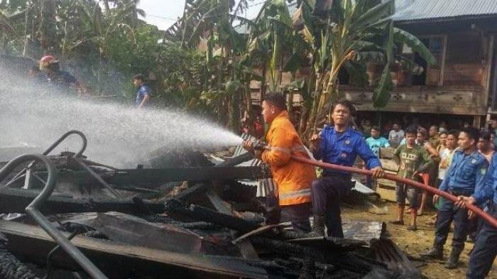 11 Kali Kabakaran di Bungo Selama November 2019, Didominasi Kelalaian