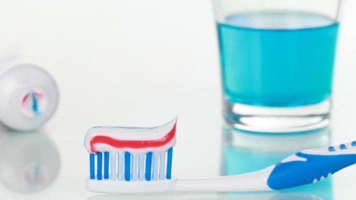 Cuci Mulut 4 Kali Sehari Belum Tentu Hilangkan Bau, Ini Tipsnya
