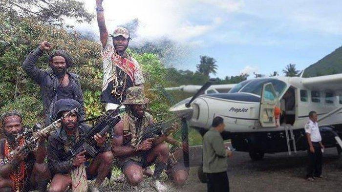 30 Anggota KKB Papua Sandera Pesawat Susi Air, Aksi Para Penumpang Ajak Negoisasi Berjalan Mulus