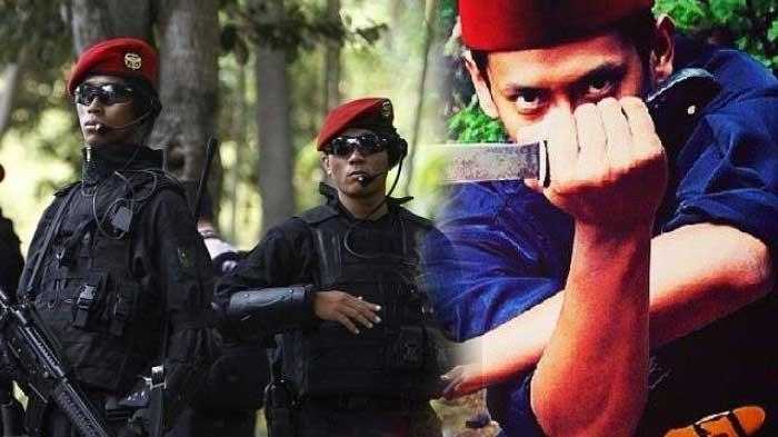 AKSI Kopassus Bareng Pendekar Banten Lawan Musuh yang Pakai Ilmu Hitam Dalam Misi Pembebasan Sandera