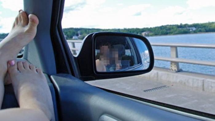 Pasangan Mahasiswa & Siswi Remaja Ketangkap Basah Berhubungan Intim di Dalam Mobil, Dibawa Satpol PP
