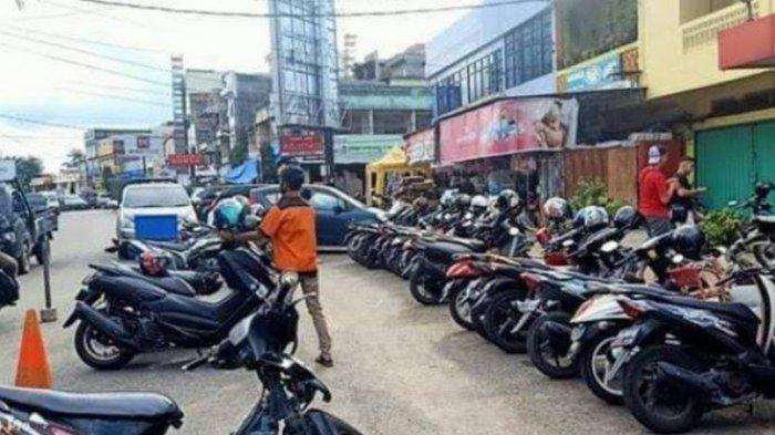 Realisasi Parkir di Bungo Baru Separo dari Rp 600 Juta, Roda Dua Rp 2 Ribu