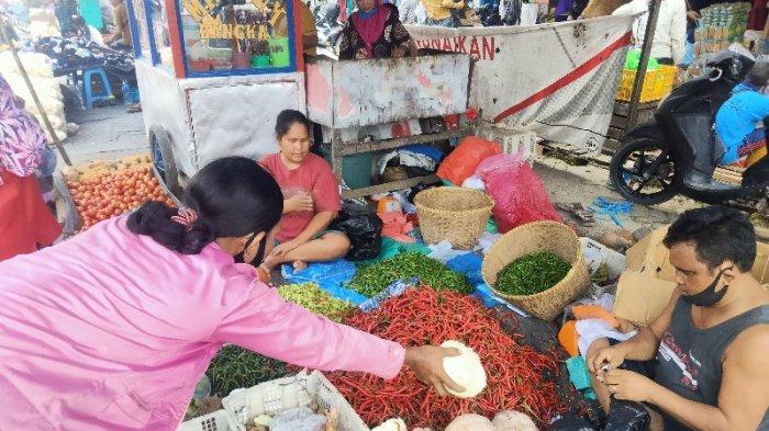 Satu Kecamatan di Muarojambi Penghasil Tanaman Cabai Terbesar, Petaninya Dikenal Tekun