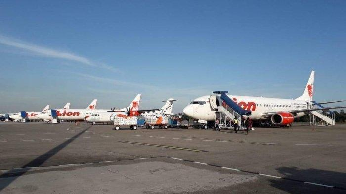 GALERI FOTO: Ini Tarif Pesawat Termurah dari Jambi, Mulai Rp 500 Ribuan Tujuan Jakarta hingga Batam
