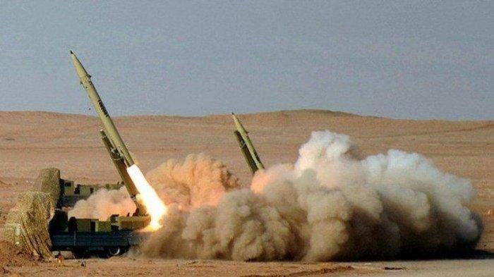 Lebanon luncurkan 3 roket rudal ke Israel bantu Palestina.