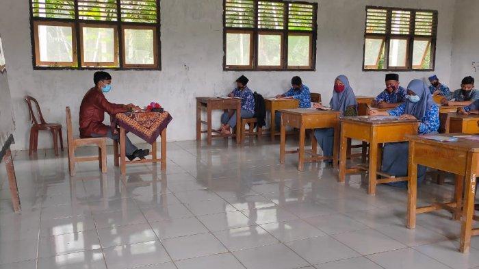 Sejumlah Madrasah di Tanjabtim Bakal Mendapatkan Bantuan Dana Hibah Rp 15-20 Juta Tahun Ini