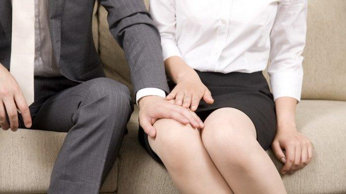 VIRAL Video Suami Mati-matian Lindungi Wanita Selingkuhan Saat Digeruduk Istri di Kamar Hotel
