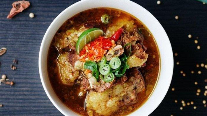 Bosen Masak Sate dan Gulai, Daging Kurban Bisa Dibuat Sop Daging Goreng, Caranya Gampang