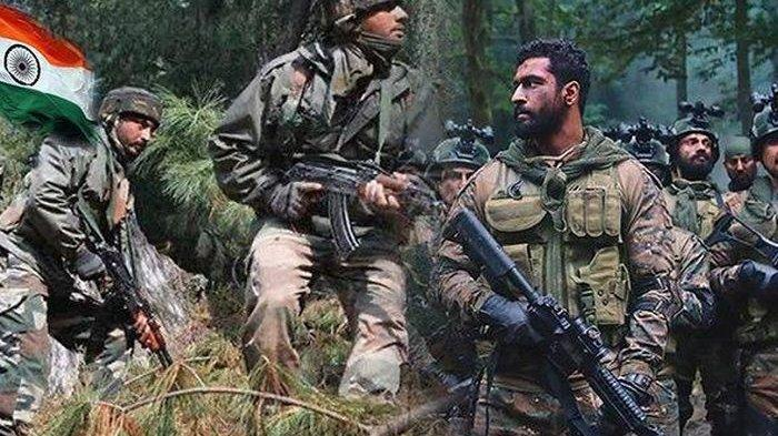 Ilustrasi tentara India