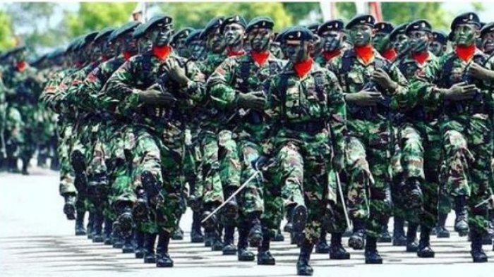 Intip Daftar Gaji TNI Tahun 2020, Lengkap dengan Tunjangan Kinerja dan Tunjangan Lain Prajurit