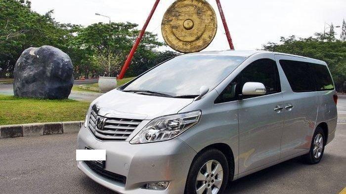 Daftar Harga Lelang Toyota Alphard Bekas Mulai Rp 70 Jutaan, Harga Mobil Mei 2020